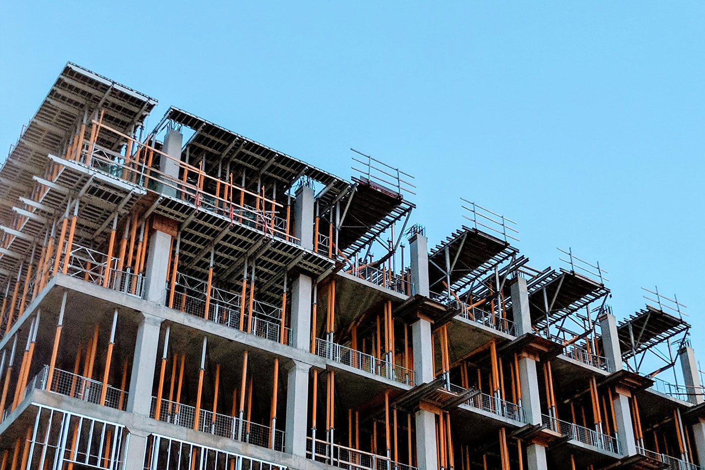 How Construction Can Emerge Stronger
